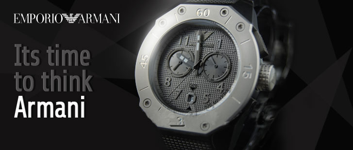 Armani Watches