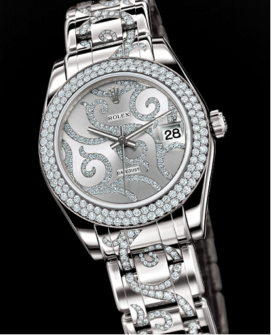 Rolex has been branded as one of the most luxurious watch in the world since