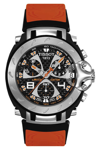 Limited Edition Nicky Hayden T Race From TissotWatch Shop Mens Watches Womens Watches Tissot