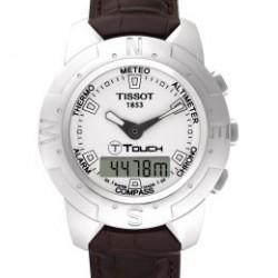 Tissot T-Touch Platinum