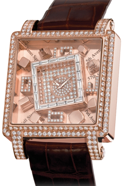 manhattan streets on jacob co luxury watchwatch shop mens this