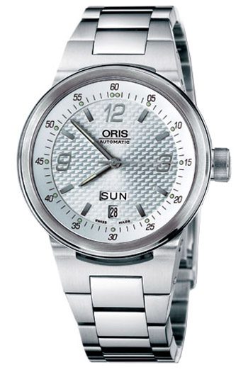 A Different Oris Williams F1 Team Collection in SilverWatch