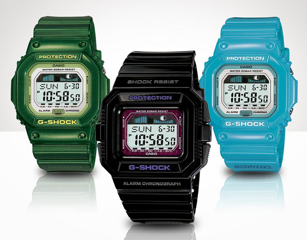 Latest Casio Watches for 2011