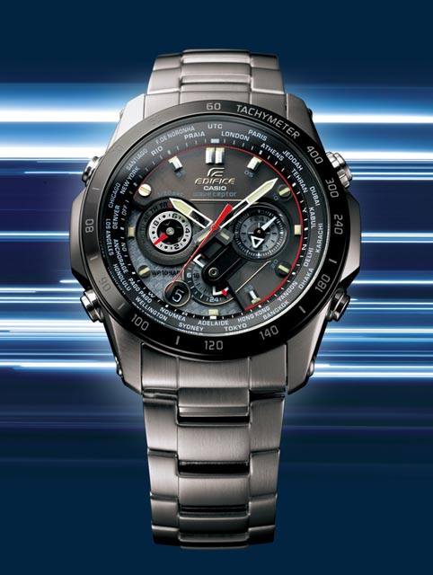 Casio debuts new solar-powered watches at Eco Product 2010 | Ecofriend