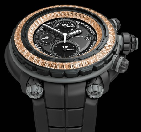 Kobe Bryant's Nubeo Black Mamba Luxury Watch