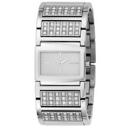 Hot Looking Dkny Las Stainless Steel Bracelet 4545 Watch