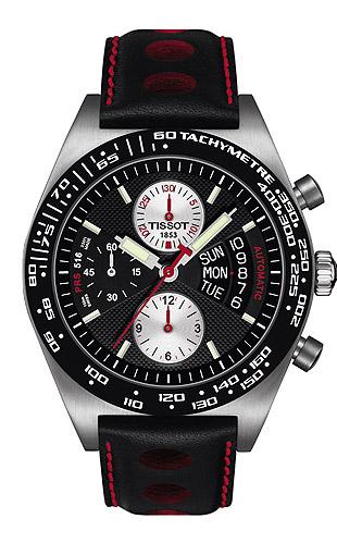 tissot prs516 automatic chronograph