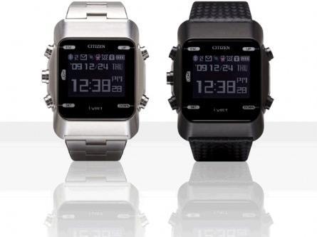 Citizen AIBATO M Bluetooth Watch