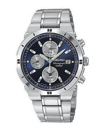 seiko watches seiko watches for women seiko mens watches seiko seiko men s chronograph stainless steel alarm branded well