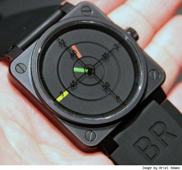 Bell amp Ross BR01 92 Radar WatchWatch Shop Mens Watches