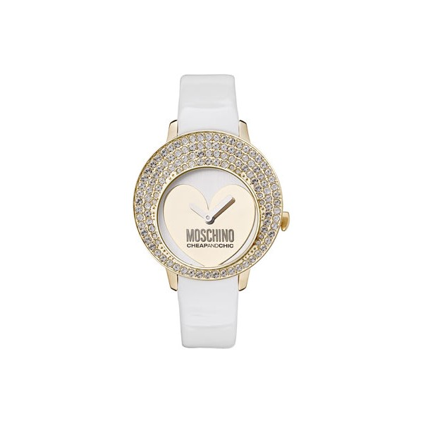 moschino women s let s lovewatch shop mens watches womens moschino women s let s love