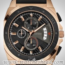 guess watches guess watches for men guess watches for women on guess sphere men s rose gold tone chronograph watch w20013g1